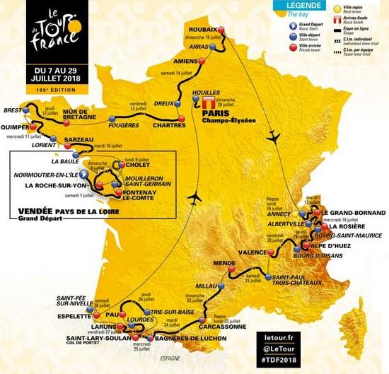 tour-france-2018-carte